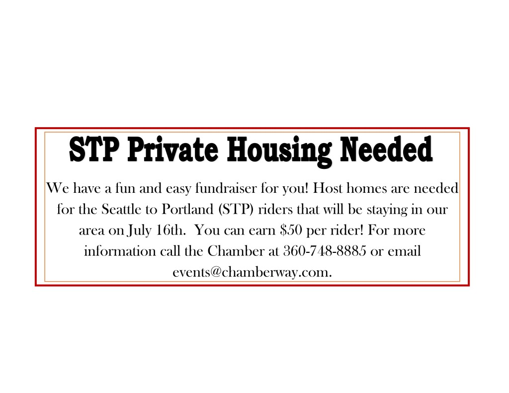 STP Private Housing Ad