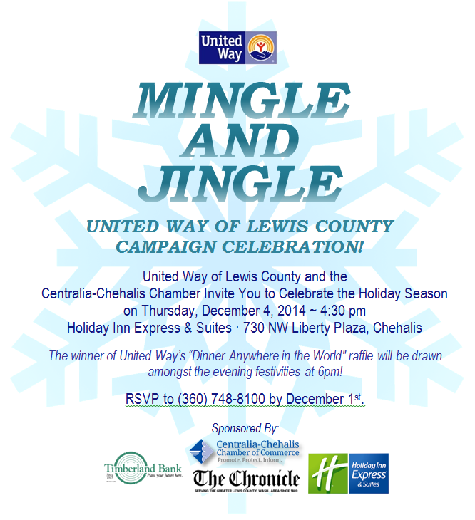 United Way Mingle & Jingle